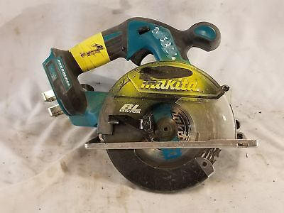 "Makita  XSC02 18V LXT Li-Ion Brushless Cordless 5-7/8"" Metal Cutting Saw ( 87684"