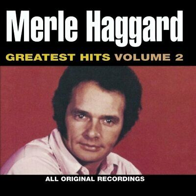 Merle Haggard : Greatest Hits, Vol. 02 CD