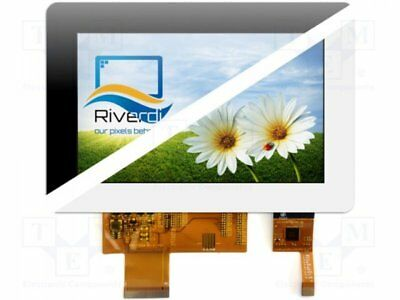"1 st Display: TFT; 5""; 800x480; Bel: LED; Displayabmessung:109x65,8mm"