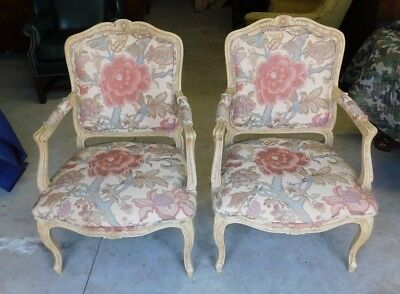 French Fauteuils