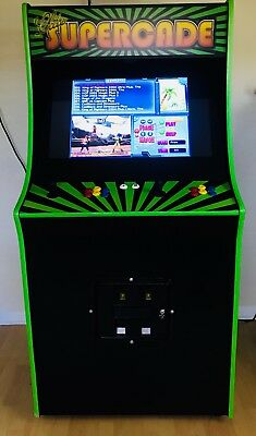 Elite Supercade 620 ( Great Condition, Programed with over 600 Games)