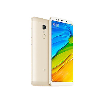 Redmi 5 Plus 32Gb Gold Xiaomi (Hp02001)