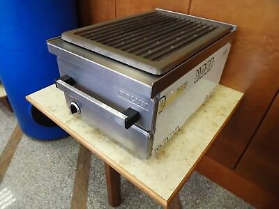 Commercaial desktop electric grill (ex demo unused ) made in germany