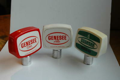 GENESEE BEER, Ale and Cream Ale Tap Knobs - $49.95 | PicClick