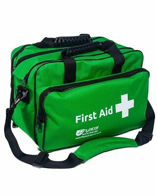 Large First Aid Holdall Bag, Green