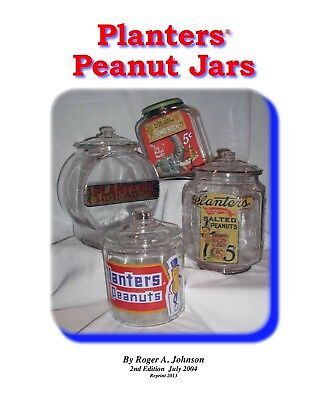 Planters Peanut Jar Book (39 pages in color)