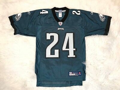 4929a74d102 PHILADELPHIA EAGLES NNAMDI Asomugha #24 NFL Youth Jersey, Green ...