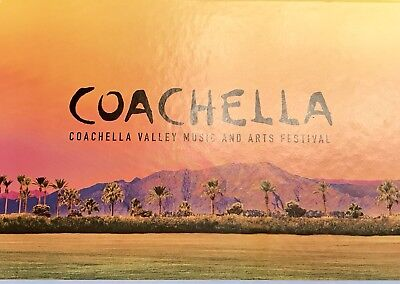 2 Coachella Weekend 2 Tickets With Shuttle Passes