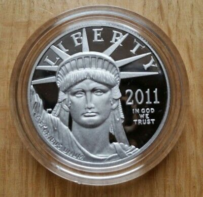 2011 American Eagle One Ounce Platinum Proof Coin