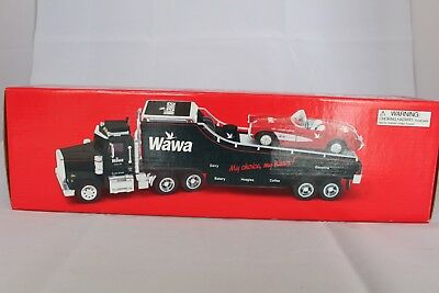 Wawa Car Carrier Truck with Corvette