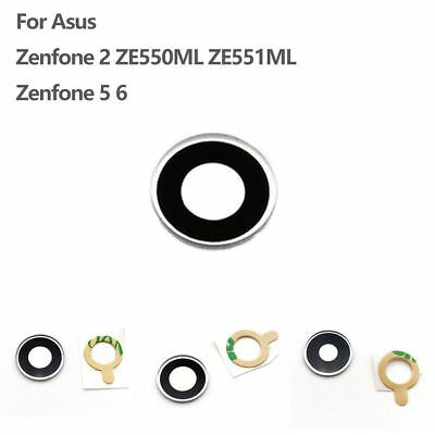 Rear Back Camera Glass Lens Cover For Asus Zenfone 2 ZE550ML ZE551ML Zenfone 5 6