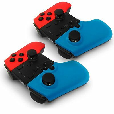 Wireless Pro Vibration Game Controller Gamepad for Nintendo Switch Pro Console