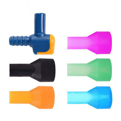 On-off Switch Bite Valve Tube Mouthpieces Replacements Nozzle Kit  Accessory