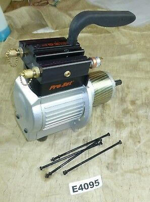 New Vacuum Pump Assembly CPS TR21 Pro-Set Refrigerant Recovery Machine