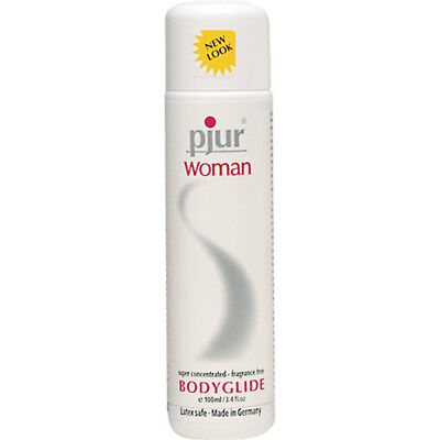 Pjur - Lubrifiant - Pjur Woman Bodyglide – 100 ml