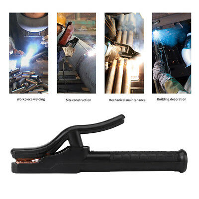 800-4000A Insulated Welding Clamp Rod Electrode Holder Temperature Resistant