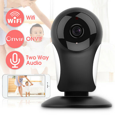 HD 960P WiFi Wireless Home Security IP Camera Baby Monitor Night Vision Indoor