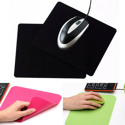 1PC  New Optical Mouse Pad Anti-Slip High Quality Mats Mousepad Solid Color