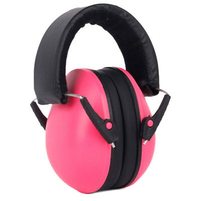 Children'S Gift Kid Earmuff Sound Insulation 3 Color Outdoor Anti-Noise