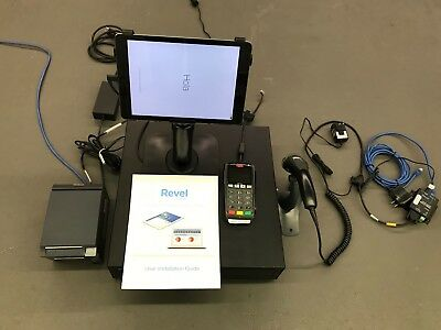 Revel Intuit iPad Complete POS Point of Sale System