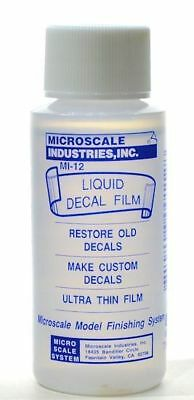 MicroScale Micro Liquid Decal Film - 1 oz bottle - 41624
