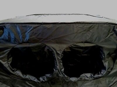 "Large Pop-up Portable Dark Room Tent for Film Developing 40""x21""x20"""