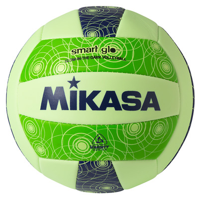 Mikasa VSG Glow in the Dark Volleyball Official Size 5 PLUS FIVB BAG FREE