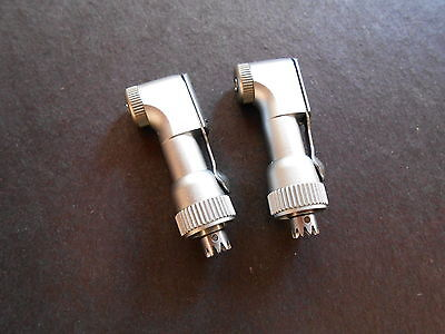 New Standard Latch Head for Midwest Contra Angle (2-pack) - Dental Handpiece