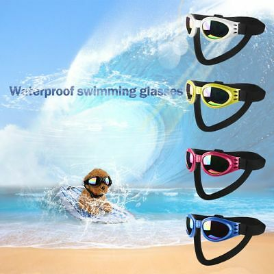Waterproof Glasses Pet Goggles Foldable UV Protection Dog Sunglasses