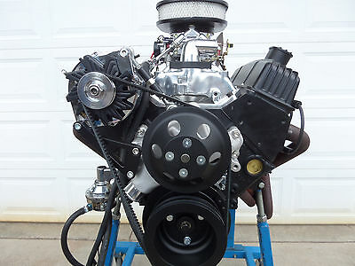 CHEVY TURN KEY Sbc 383 Stroker Stage 2 0 Roller Cam Engine 503 Horse