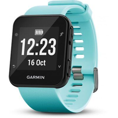 Garmin Forerunner 35 Frost Blue GPS Sport Watch Wrist Based HR 010-01689-02