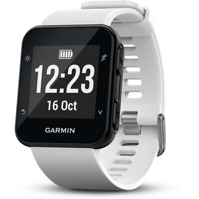 Garmin Forerunner 35 White GPS Sport Watch Wrist Based HR 010-01689-03