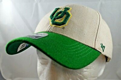 so cheap new style best sale NEW WITH TAGS Oregon Ducks Ncaa Adult Strapback Dad Hat Pre Shape ...