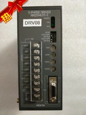 1PC Used VEXTA RKD514LM-C 5-Phase Stepper Driver Tested