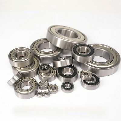 625-6210ZZ/2RS ABEC1/ABEC3 Thin-wall Shielded Deep Groove Ball Bearing