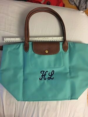 LONGCHAMP PARIS LE Pliage Authentic Tote Large Limited Edition ... 3c0fb6365e46a
