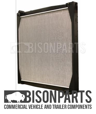 """fits Scania 4 Series (1995 - 2004) Radiator & Frame Assembly Bp113-395"