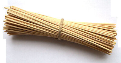 Reed Diffuser Replacement Rattan Sticks - Fragrance Oil - Craft - 24cm x 3mm