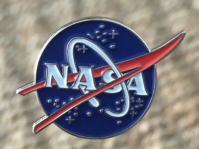 NASA - U.S.A Metal Enamel Lapel Pin Badge.....BRAND NEW