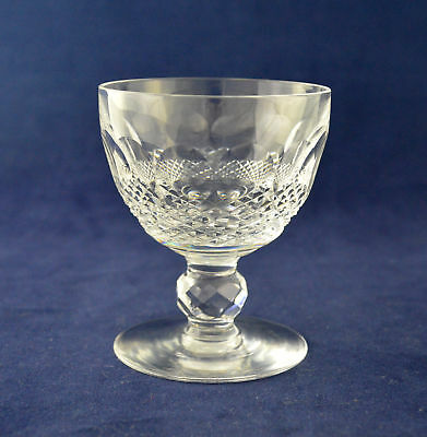 """Waterford Crystal """"COLLEEN"""" Cocktail / Liqueur Glass – 9.1cms (3-5/8″) Tall"""