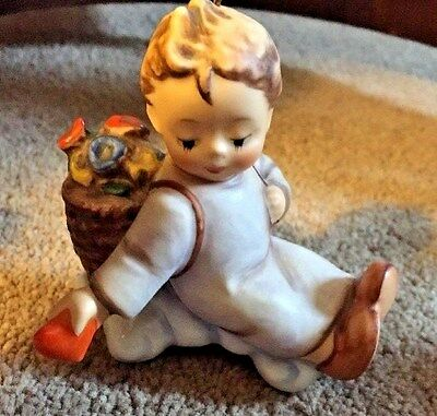 M.i. Hummel Goebel Annual Ornament 1989 Love From Above