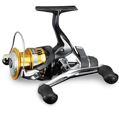 Shimano Angelrolle Kampfbremsrolle Spinnrolle Sahara DH Fightin' Drag 2500 RD