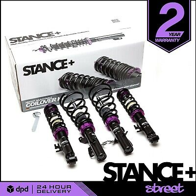 Stance+ Street Coilover Suspension Kit New Mini Cooper S 1.6 R53 Hatchback