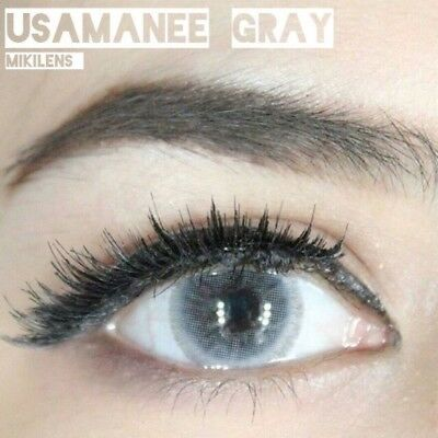 SweetyPlus Usamanee Coloured Contact Lenses Kontaktlinsen Cosplay Lens Big Eyes
