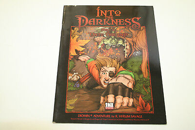 ROLLENSPIEL D20: DIOMIN: INTO THE DARKNESS II: UNTO THIS END, Abenteuer D&D, Ro2