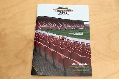 Groundtastic - The Football Grounds Magazine - Spring 2018 No 92