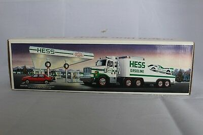 12 Hess Collectible Toy Trucks Lot 1988-1999 New