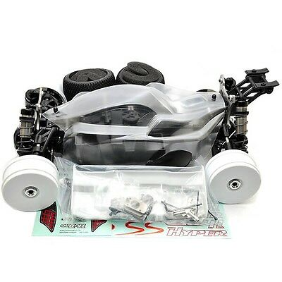 HoBao Hyper SSE 1/8 Scale Electric Roller Buggy - The Perfect Race Chassis!