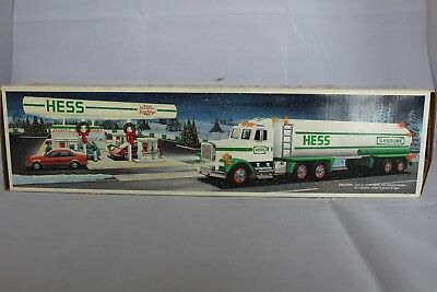 6 Hess Collectible Toy Trucks Lot 1990-1999 New