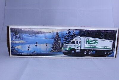 1 1987 Hess Toy Bank 4 Hess Miniature Collectible Toy Trucks Lot 2000-2003 New